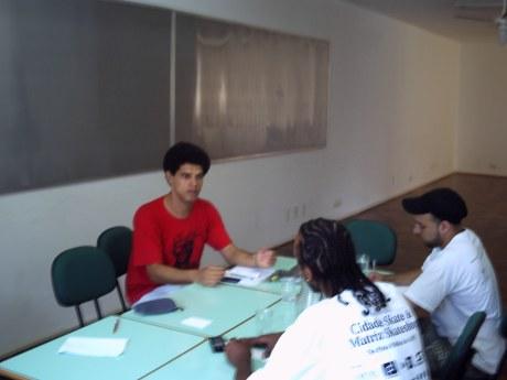 Reunião Pré Pauta Micro - Rede na FLD 12-1-2010