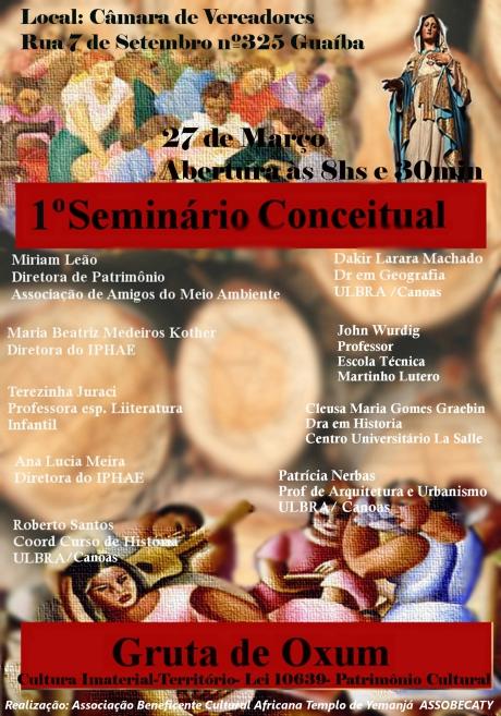 Seminário Assobecaty Guaíba 27 - 3 -10